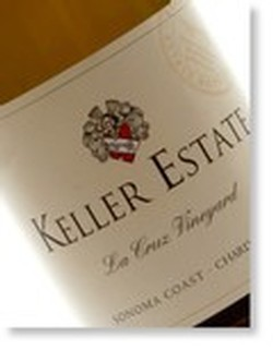2009 Keller Estate Chardonnay (375 ml)