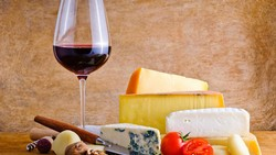 Wine & Cheese, Yes Please!